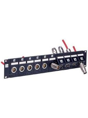 Commscope ADC TRP-1-BK Black Universal Triax Panel Mount (1RU)