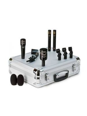 AUDIX DP-QUAD 4-piece Drum Mic Package w/ Case