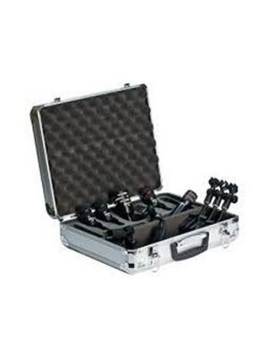 AUDIX DP5A Professional 5-piece Drum Mic Package w/ Case