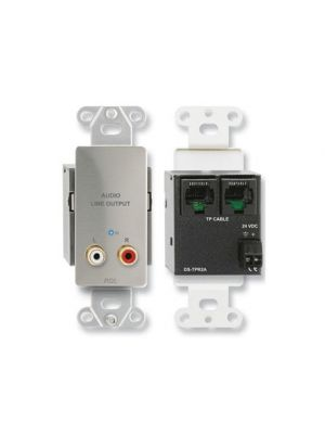 Radio Design Labs DS-TPR2A Twisted Pair Format-A Active Two-Pair Receiver