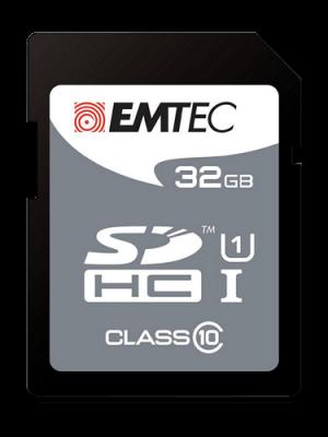 EMTEC SDHC Class10 SD Memory Card (32GB)