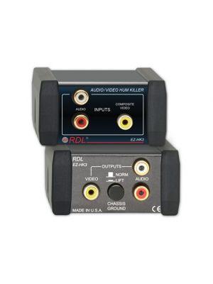 Radio Design Labs EZ-HK3 Audio/Video Hum Killer