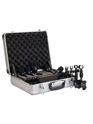 AUDIX FP7 7-piece Fusion Drum Mic Package w/ Case