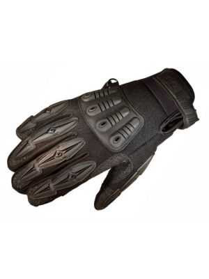 American Recorder GG-1011L Gig Gloves - Onyx (Large)