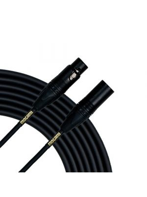 Mogami GOLD-STUDIO-50 Male to Female XLR Microphone Cable (50FT)