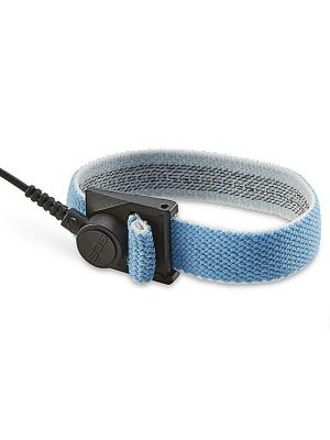 PacPro H-935 Deluxe Anti-Static 6' Fabric Wrist Strap
