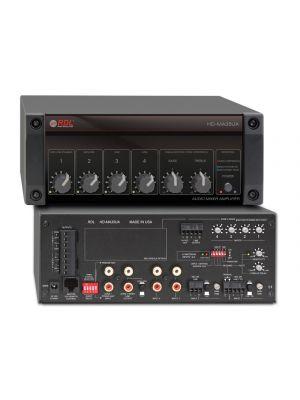 Radio Design Labs HD-MA35UA 35 Watt Mixer Amplifier with Power Supply