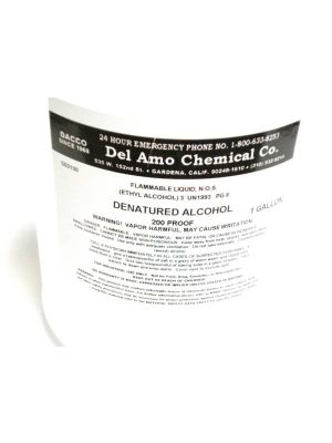 Del Amo DEN-GAL Denatured Alcohol (1 GAL)