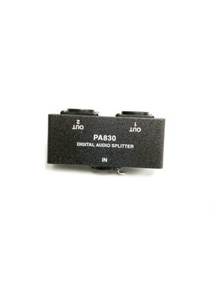 Energy Transformation Systems PA830 AES/EBU Digital Audio Splitter