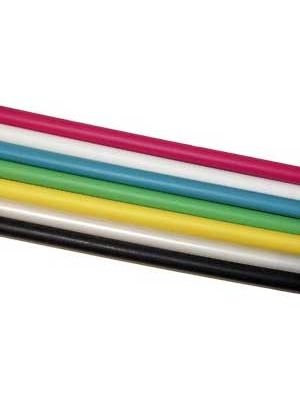 3M FP301-3/8-BK  Heat Shrinkable Tubing - 3/8 inch, 100 Foot Roll (Black)