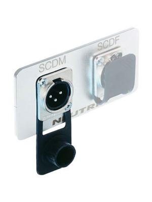 Neutrik SCDM Rubber Sealing Cover (Male)