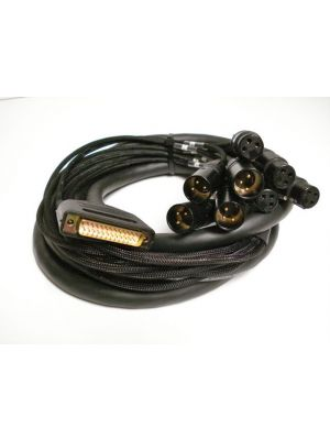 NoShorts AES DSUB to XLR Cable (10 FT)