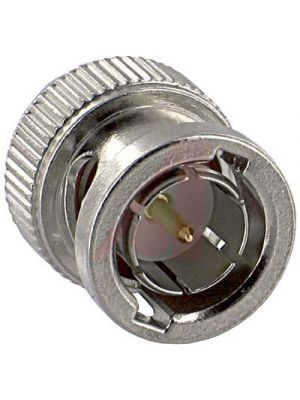 Amphenol 31-71013  75 Ohm BNC Connector For Belden 9221 & RG179