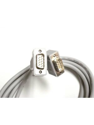Pan Pacific S-9MM-25  9 Pin D-Sub RS-232 Serial Cable, Male to Male - 25 Feet