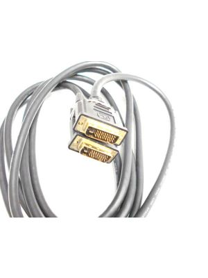 Pan Pacific S-DVI-DMMD-10 Digital DVI Cable, Dual Link, Male to Male - 10 Feet