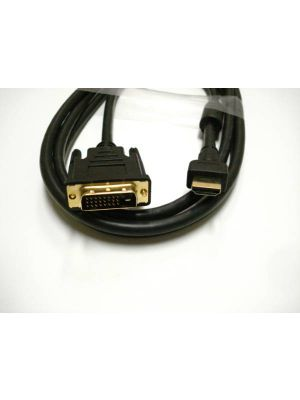 Pan Pacific S-HDMI-DVI-5  HDMI Male to DVI Male Cable - 5 Meters