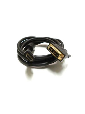 Philmore 45-7033 DVI-D Male to HDMI Male Cable - 3 Meters