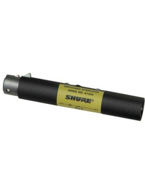 Shure A15AS XLR Switchable Microphone Attenuator