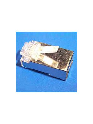 Tri-Net Technology 060R88-S50SH Cat 5 Shielded RJ-45 Connector
