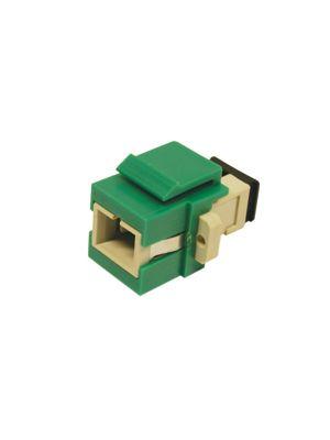 Tri-Net Technology 071D-ISC-BK Simple SC Snap-In Module (Black)
