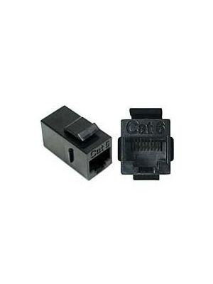 Tri-Net Technology 080-88S-SI-C6 Cat 6 Snap-In Coupler
