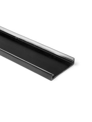 HellermannTyton TC1BK Wiring Duct Cover for 1