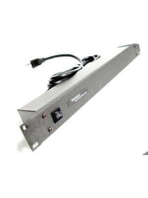 Shape/Wiremold J06B0BX 6 Rear Outlet Rackmount Power Strip (6 FT Cord)