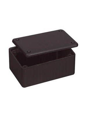 Hammond 1591DSBK Multipurpose Plastic Enclosure (Black)