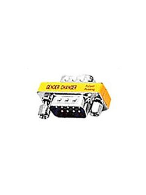 Pan Pacific AD-LGC-9MM 9-Pin Low Profile Gender Changer - Male/Male
