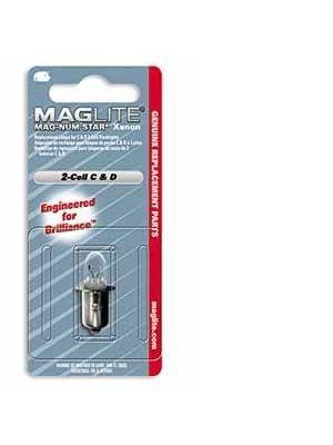 Mag Instrument LMSA201 Krypton Flashlight C/D Replacement Bulb