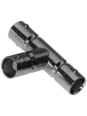 Calrad 75-691 BNC T w/ 3 Female BNC Connectors 75 Ohm Version