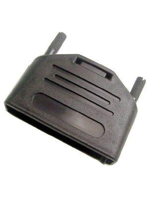 Calrad TS-25HOOD Thumbscrew Style Black Hood