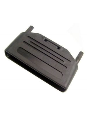 Calrad TS-37HOOD Thumbscrew Style Black Hood