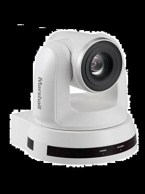 Marshall CV612HT-4KW UHD HDBaseT HDMI PTZ Camera (White)