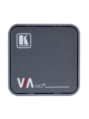 Kramer VIA GO2 Compact & Secure 4K Wireless Presentation Device