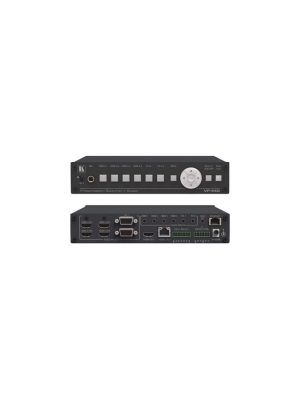 Kramer VP-440 4K Presentation Switcher / Scaler with HDBT and HDMI Outputs