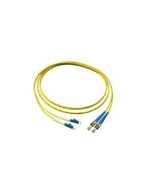 PacPro DLC-DST-S-15M LC to ST Fiber Patch Cable (Single-Mode) (15M)