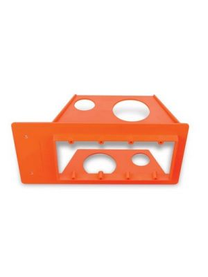 Vanco LV421 Quad Gang Box Buddy Low Voltage Mounting Bracket