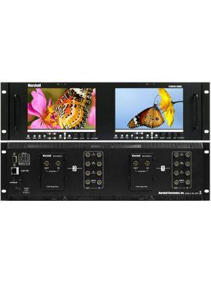 Marshall V-MD702-3GSDI Dual 7