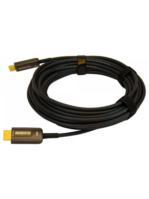TechLogix MOFO-HD20-30 MOFO™ Media Over Fiber Optic cable - 18G HDMI 2.0 (30 Meter)