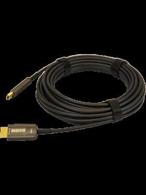 TechLogix MOFO-HD21-30 MOFO™ Media Over Fiber Optic cable - 48G HDMI 2.1 (30 Meter)