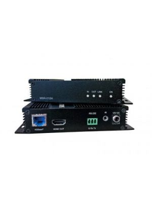 MSolutions MSR-010H HDR Extender 4K 4:4:4 60,70M w/ IR & RS-232