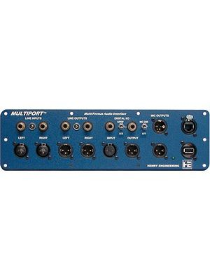 Henry Engineering MULTIPORT Multi-Format Audio Interface