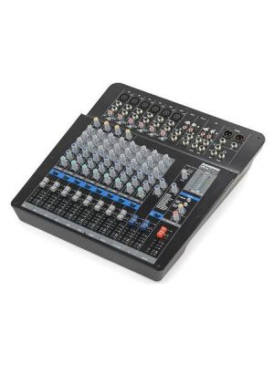 Samson MixPad MXP144FX 14-Input Analog Stereo Mixer w/ Effects and USB
