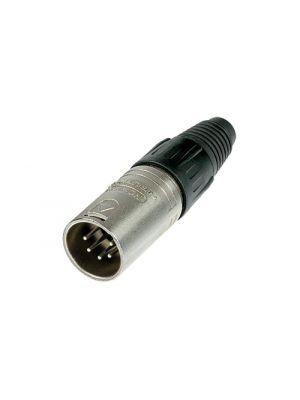 Neutrik NC5MX DMX 5-Pin Male Cable Connector