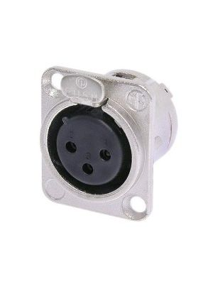 Neutrik NC3FD-L-1 XLR Female Receptacle