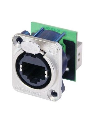 Neutrik NE8FDP etherCON Feedthrough Receptacle