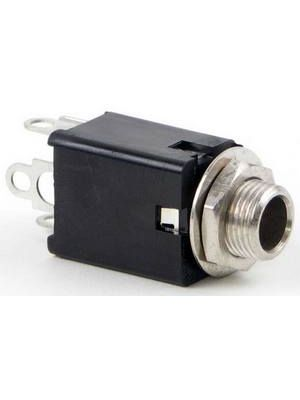 Switchcraft NL112BX Hi-D Jax 3 Conductor Enclosed Female Connector