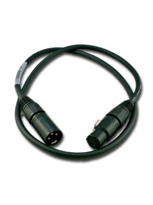 NoShorts XLR Male to Female Cable (2 FT)