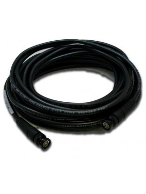 NoShorts 1505ABNC50BLK HD-SDI BNC Cable (50 FT - Black)